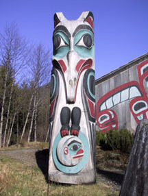 Ketchikan City & Saxman Totem Tour