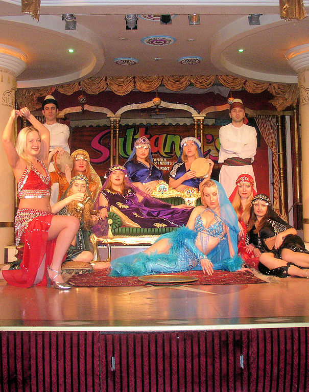 1001 Turkish Nights Dinner Show