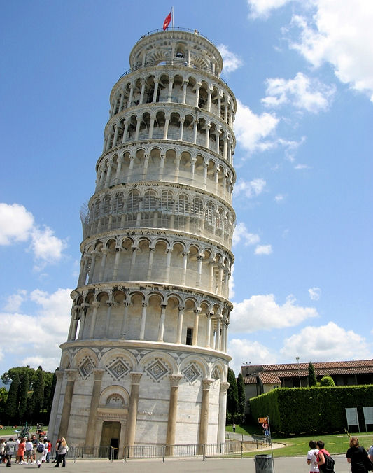 Florence and Pisa Masterpiece