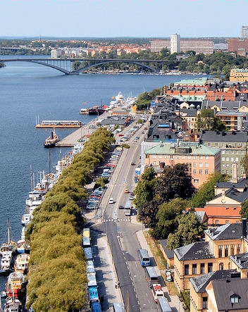 Full day Stockholm - Private Car for 1-4 People