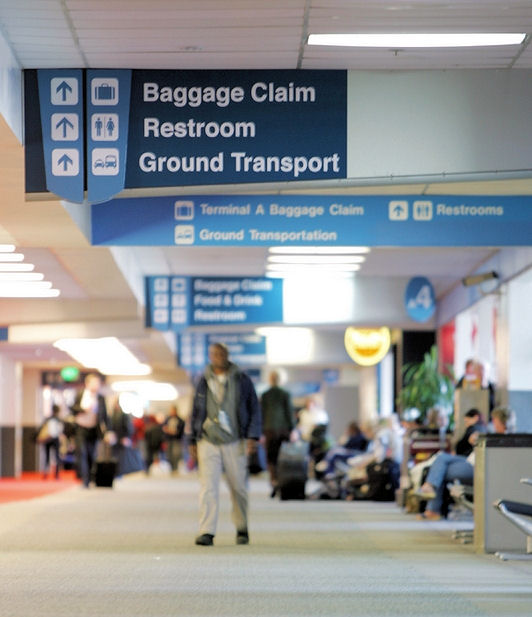 Fort Lauderdale Hollywood Airport Terminal Info: Best Transfer Ft. Lauderdale Airport To Port Everglades