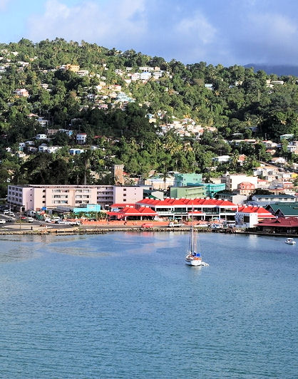 The Best of St. Lucia