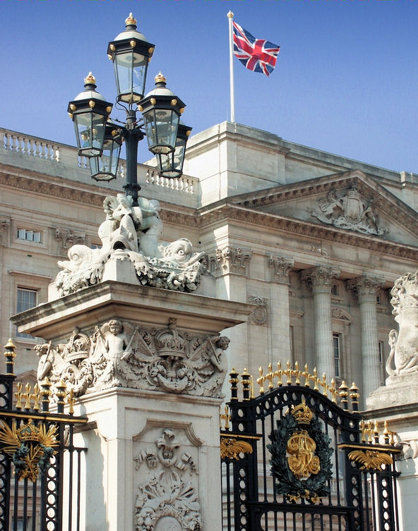Panoramic tour of London with St. Paul's Cathedral and Guard Change at Buckingham Palace