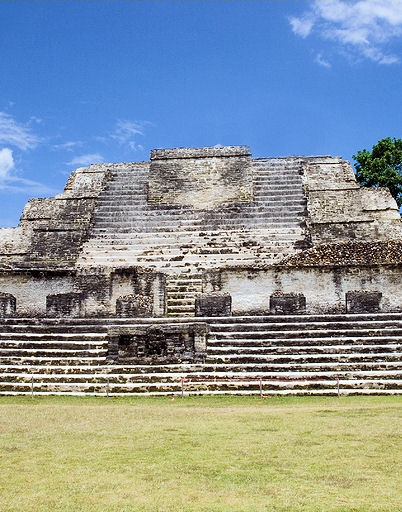 The Mayan Ruins of Altun Ha & Belize City