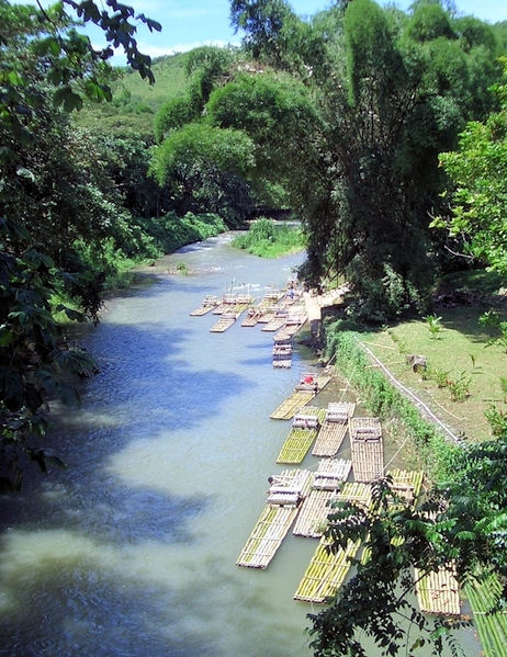 Ocho Rios - Rafting on the Martha Brae