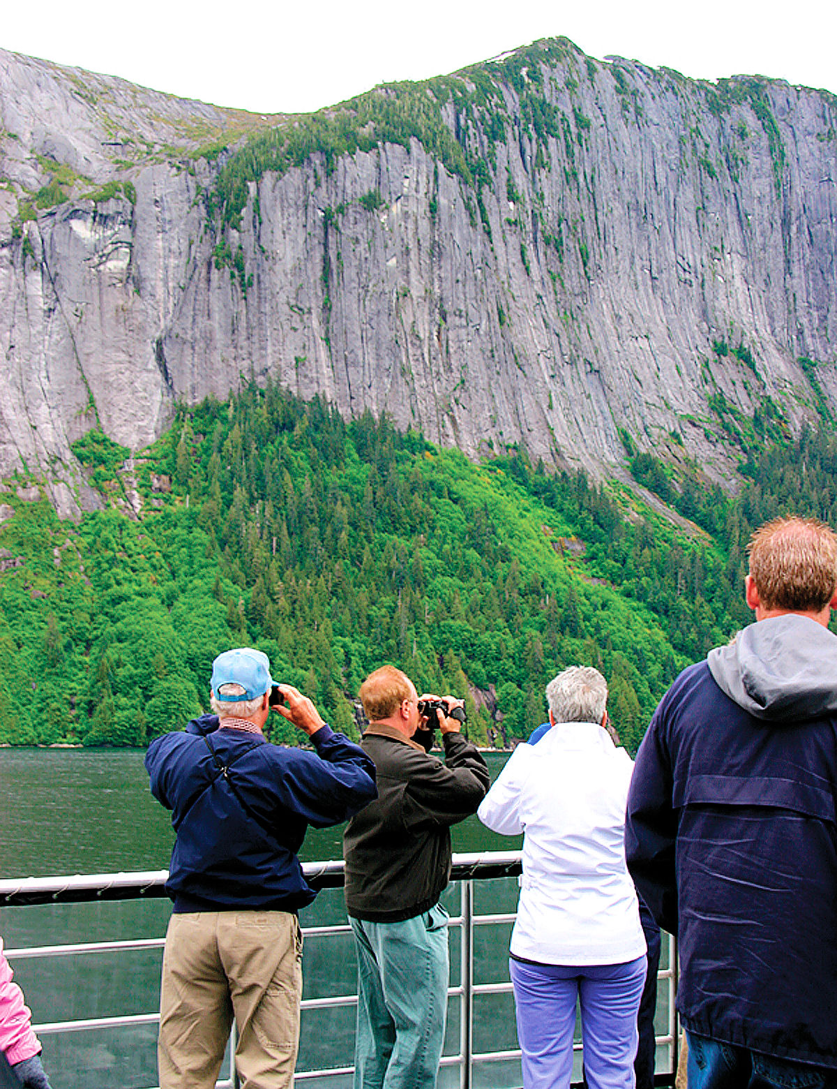 Misty Fjords Wilderness Cruise