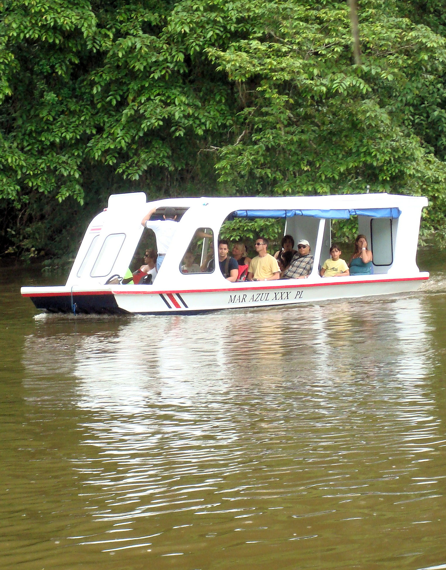 Tortuguero Canal and Zip Line - Adventure