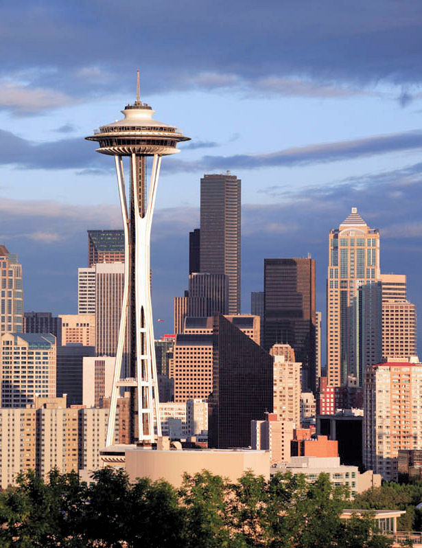 Seattle Highlights with Airport Transfer Post Cruise