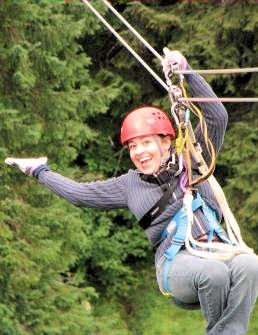 Ketchikan Rainforest Canopy & Zipline Adventure