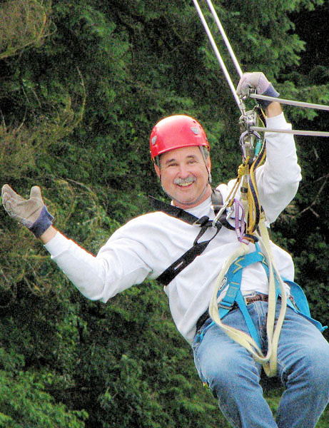 Juneau Rainforest Canopy and Zip Line Expedition
