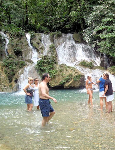 Santo Tomas Las Escobas Springs Adventure