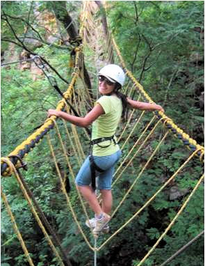 Natural Reserve Mamancana - Zipline, Wall Climb and Mountain Bike