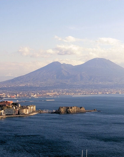 Pompeii and Amalfi Coast