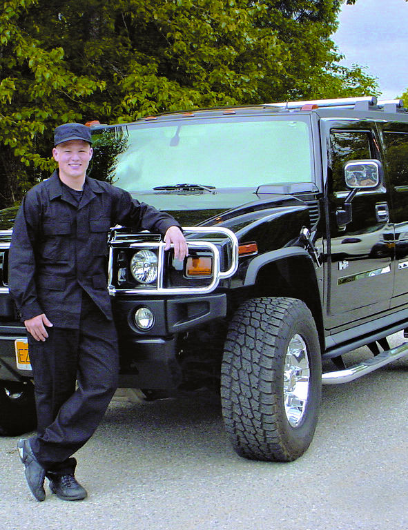 Alaska Custom Hummer Excursion