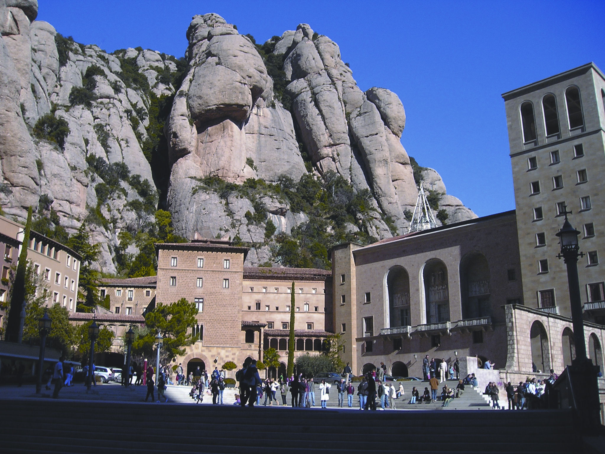 Pre or Post Montserrat, Gaudi and Modernism