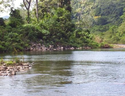 Belize River & White Water Tubing