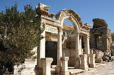 Ruins of Ephesus - Private Half Day for 4 Passengers