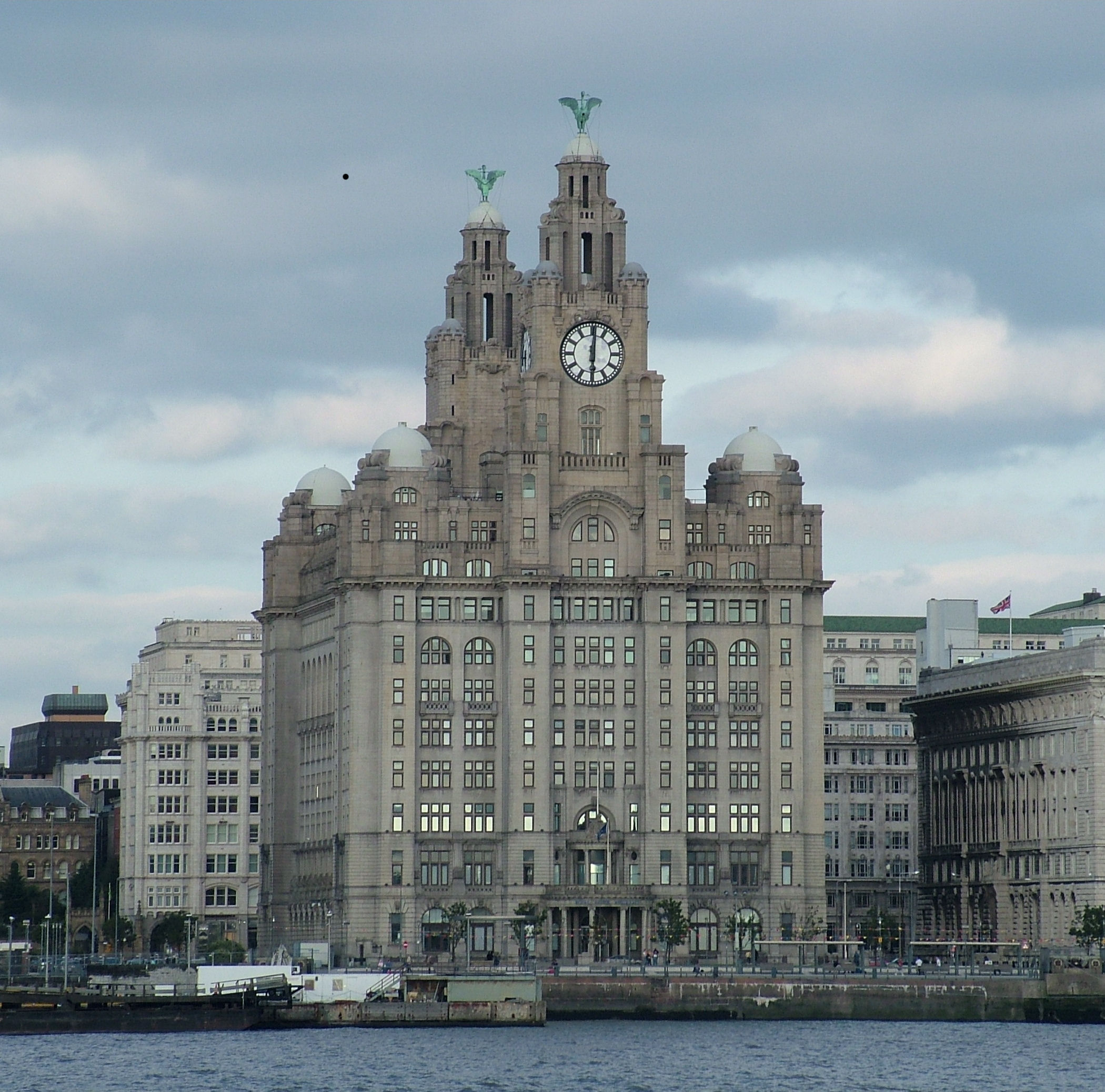 Private Liverpool Panoramic Drive for two