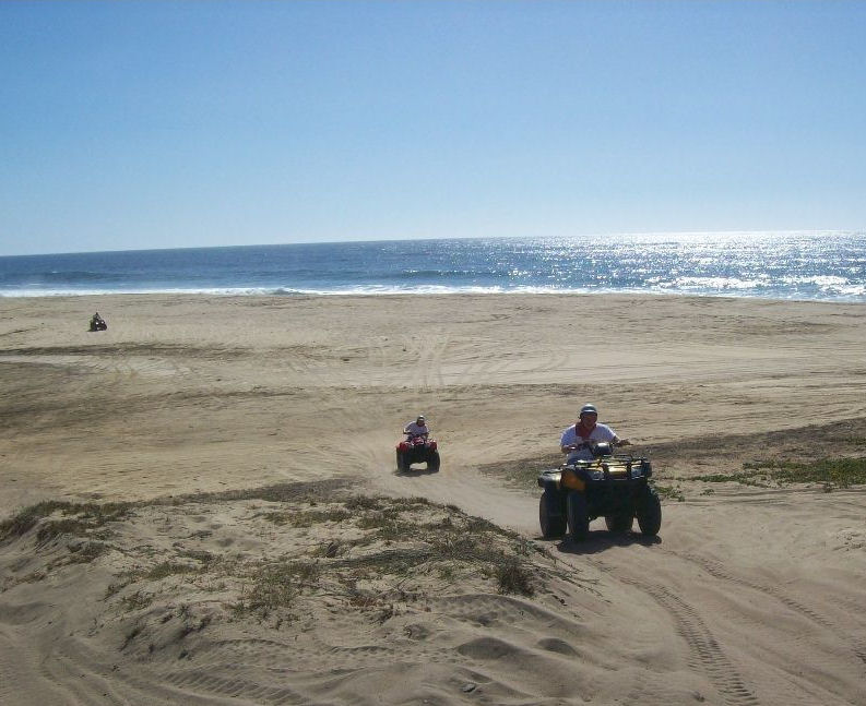 ATV Desert and Beach Adventure - Double