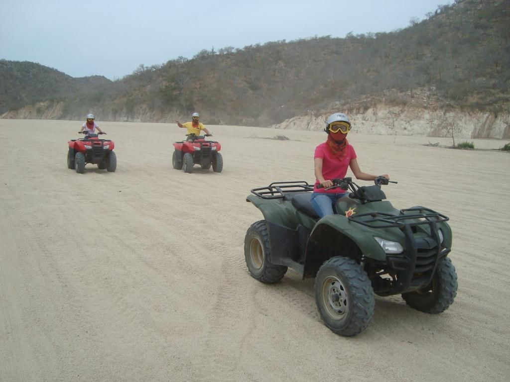 ATV Desert and Beach Adventure - Single