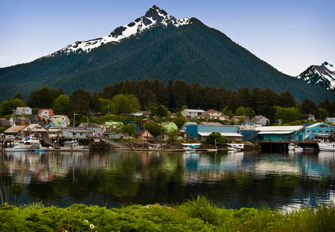 Sitka Salmon Fishing for Groups of 4 or More