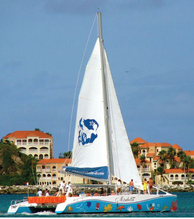 Catamaran Cruise - Sun and Fun 1/2 day