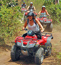 Cozumel ATV & Beach Adventure Tour - Double