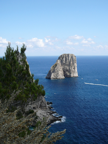 x Renato Family Private Capri Highlights, Includes 2 Boats for Blue Grotto