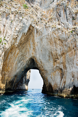 Capri Tour with the Blue Grotto