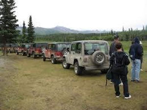 Denali Backcountry Jeep Safari