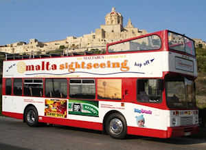 Malta Sightseeing � Hop On and Off