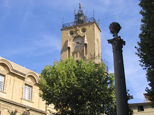 Private Tour of Aix En Provence up to 8  Persons