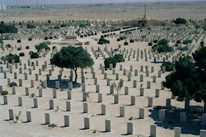 Day Trip to World War II Cemeteries in Al Alamein