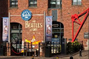 Beatle heritage tour Liverpool