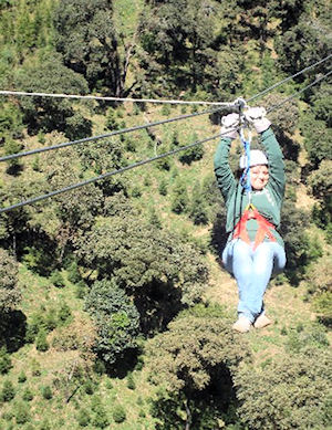 Adventure Canopy and Zip Line Tour