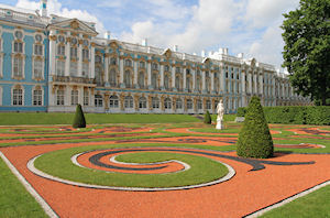 Catherine's  Palace & City Highlights (Includes Visa)