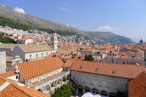 Exploring Dubrovnik by Cable Car
