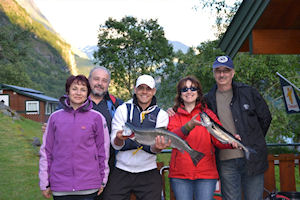 Geirangerfjord - Fishing with guide