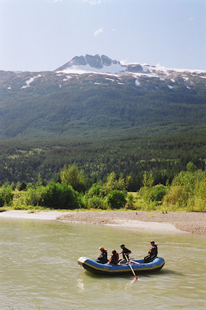 Wildlife River Float Skagway