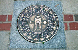 Private Boston Freedom Trail
