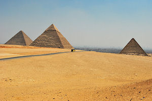 Giza Pyramids and Cruise on the Nile