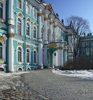 Private Half Day Hermitage Tour for 2 people (Visa Included)