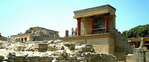 Private Knossos & Heraklion Half Day
