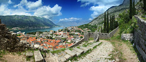 Explore  the History of Montenegro