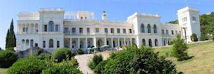Private Livadia and Massandra Palaces for 2 people