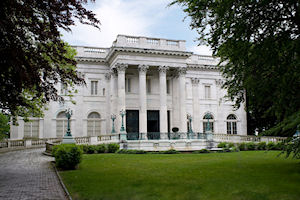 Mansion Tour  - the Marble House