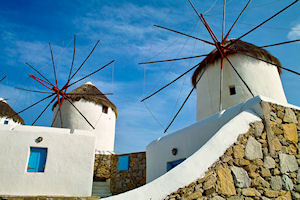 x Panoramic Island Tour & Mykonos On Your Own