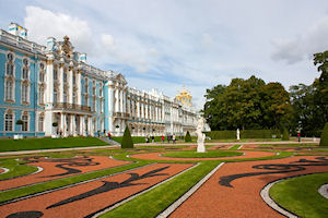 Private One Day  Catherine and Peterhof Palace  (Includes Visa)