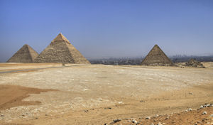Pyramids and more, explore Sakkara by Dune Buggies