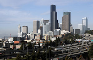 Transfer Private Sedan Airport to Seattle Hotel